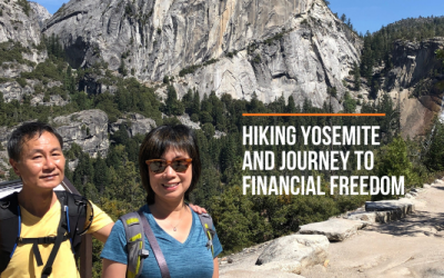 Hiking Yosemite and the Journey to Financial Freedom