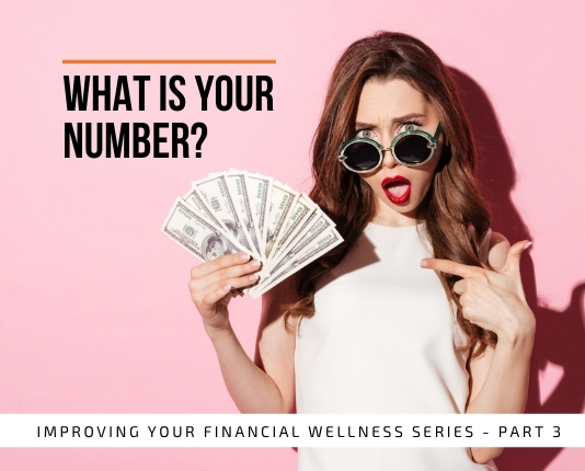 Part 3 Of The Series: Improving Your Financial Wellness