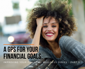 GPS For your financial goals