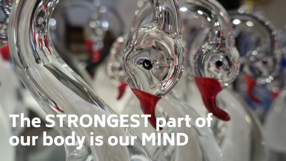 The STRONGEST Part of Our Body is Our MIND